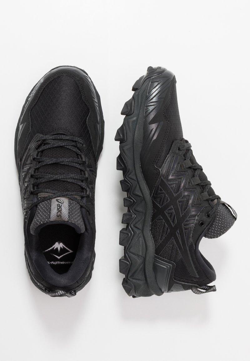 ASICS - GEL-FUJITRABUCO 8 G-TX - Trail running shoes - black