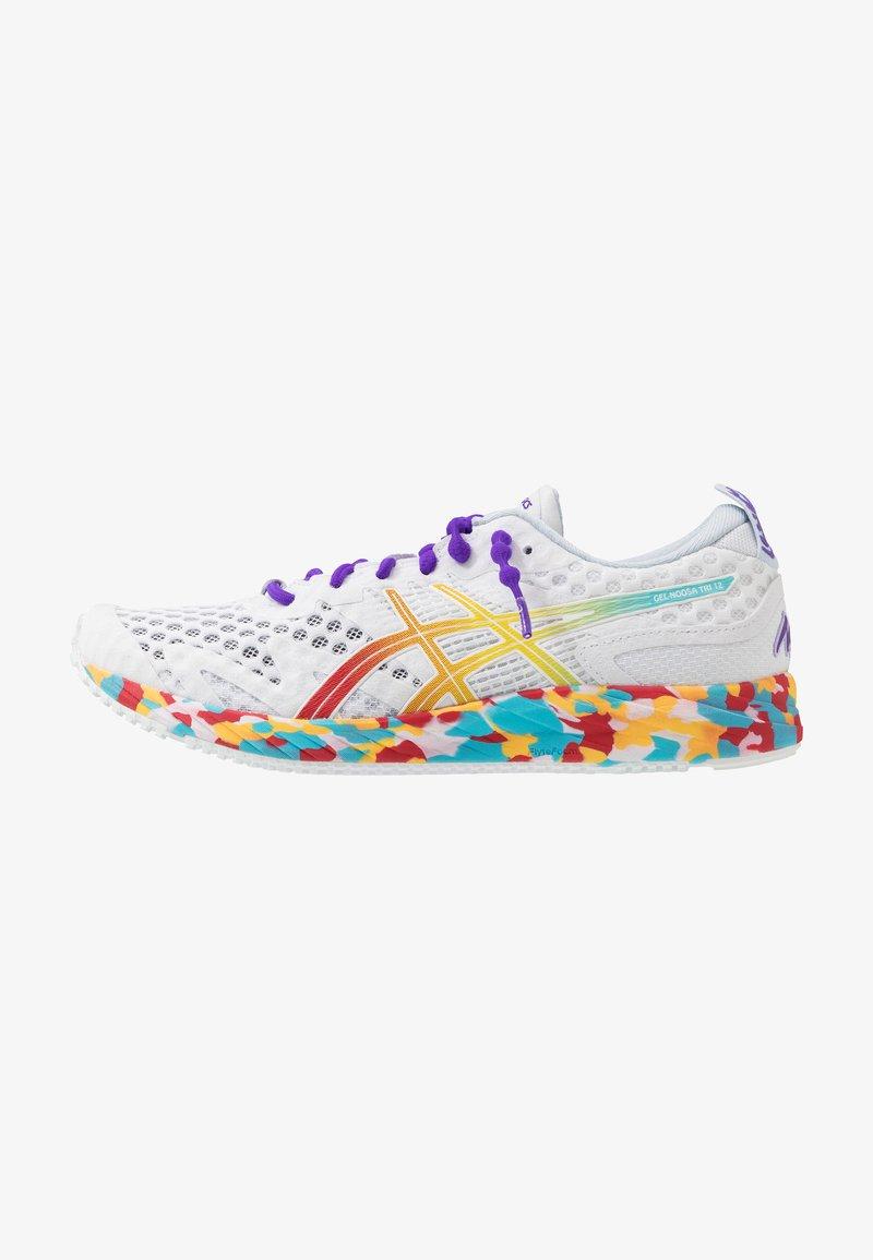 ASICS - GEL-NOOSA TRI 12 - Závodní běžecké boty - white/classic red