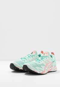 ASICS - GEL-NOOSA TRI 12 - Competition running shoes - fresh ice/guava - 2