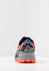 ASICS - GEL-FUJITRABUCO 8 - Trail running shoes - flash coral/sheet rock - 3