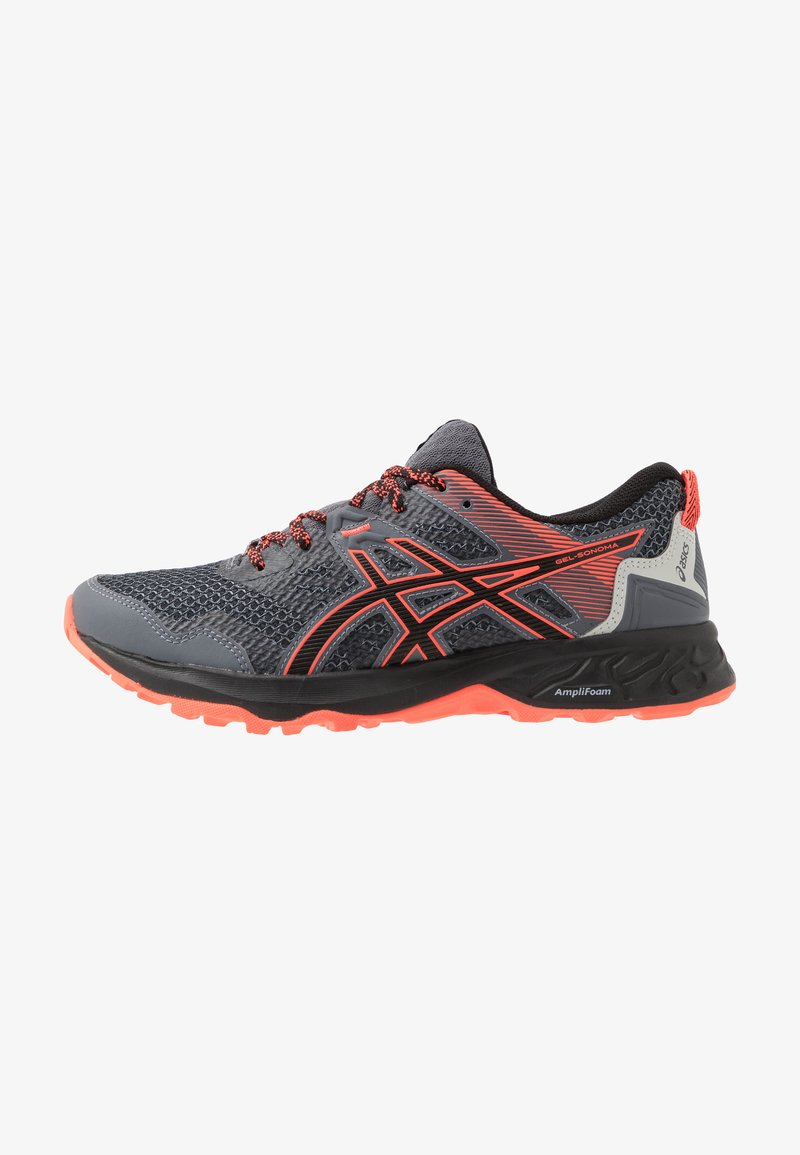 ASICS - GEL-SONOMA 5 - Trail running shoes - metropolis/black