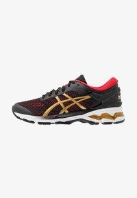 ASICS - GEL-KAYANO 26 - LUCKY - Stabilní běžecké boty - black/pure gold - 0