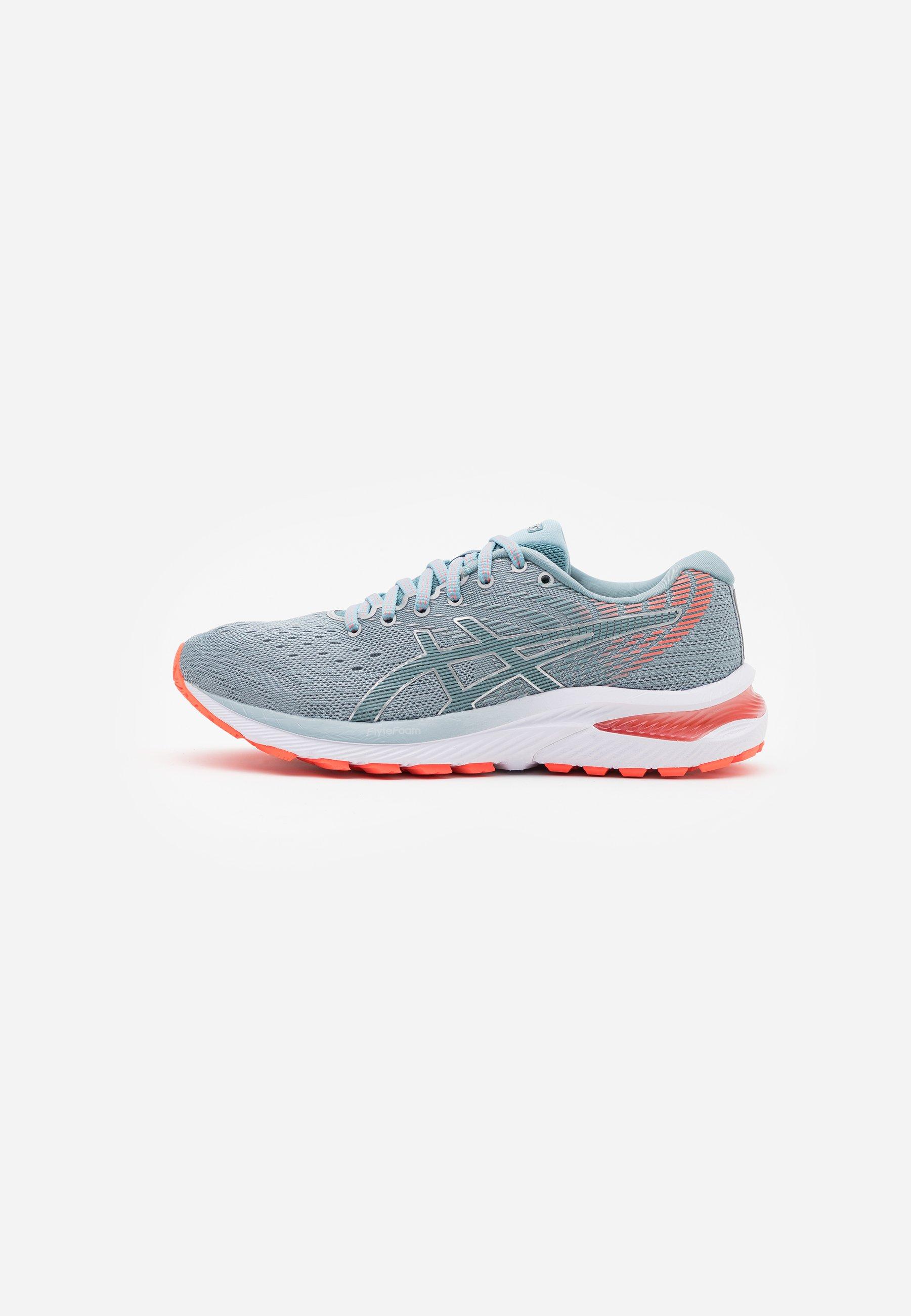 GEL CUMULUS 22 Chaussures de running neutres piedmont greylight steel