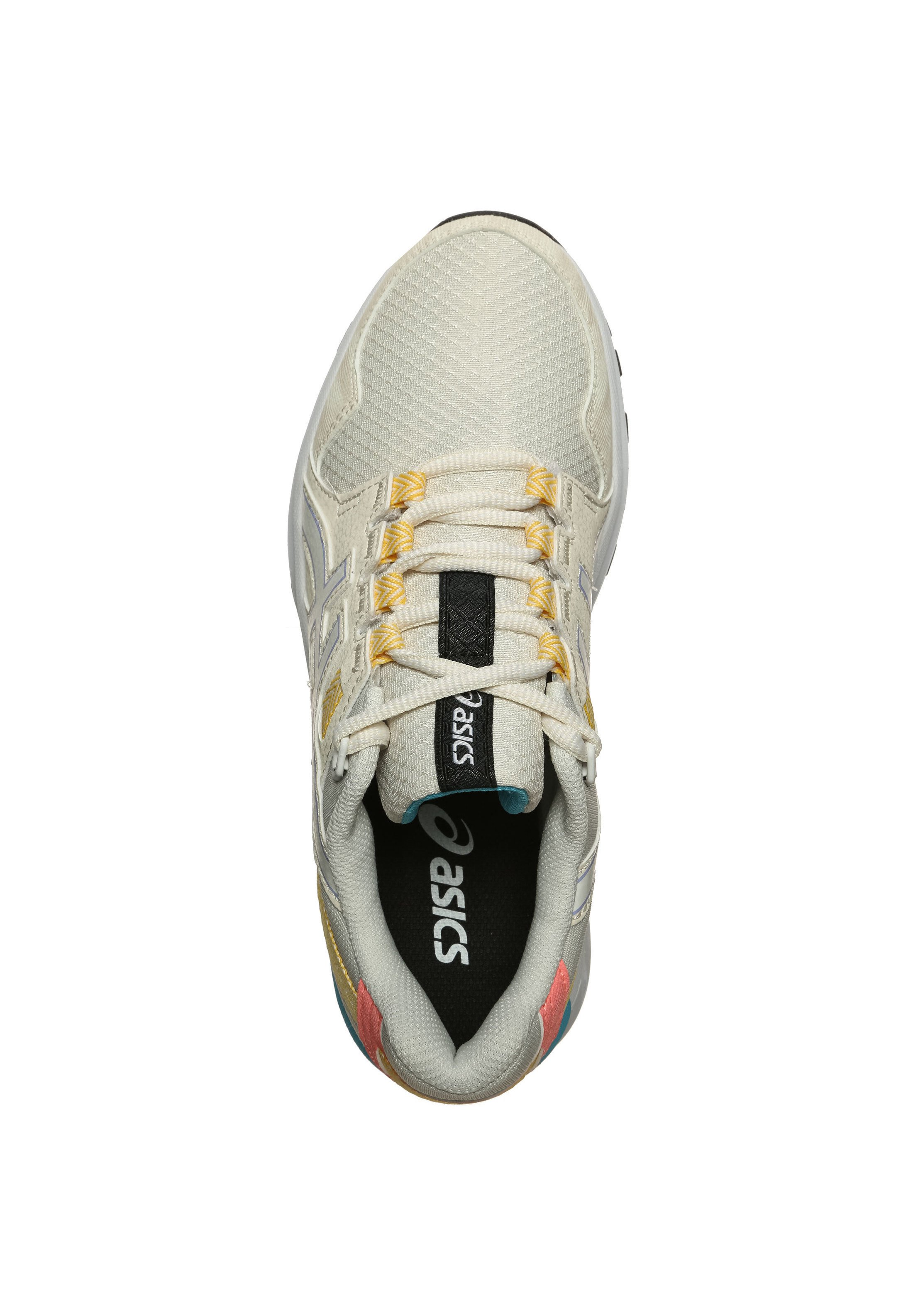 GEL-CITREK LAUFSCHUH DAMEN - Sneaker low - cream / white