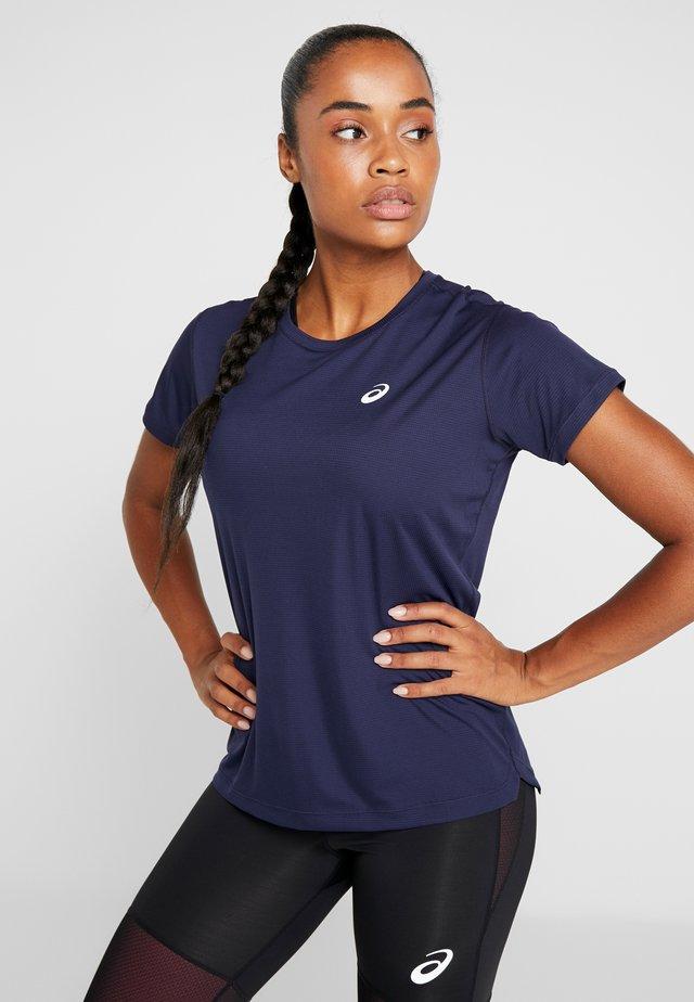 T-Shirt print - peacoat