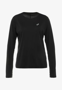 ASICS - SILVER - Long sleeved top - performance black - 4