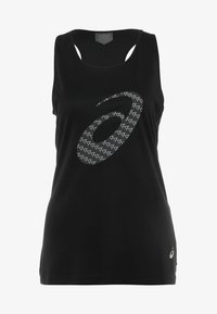 ASICS - GRAPHIC TANK - Toppe - performance black - 4