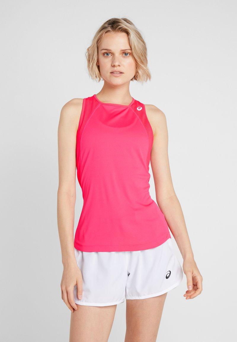 ASICS - CLUB - Camiseta de deporte - laser pink