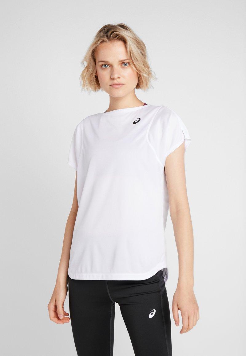 ASICS - PRACTICE - T-Shirt basic - brilliant white