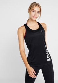 ASICS - EMPOW HER TANK - Top - performance black - 0