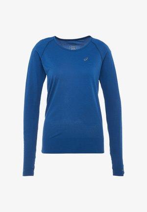 SEAMLESS TEXTURE - Sportshirt - mako blue