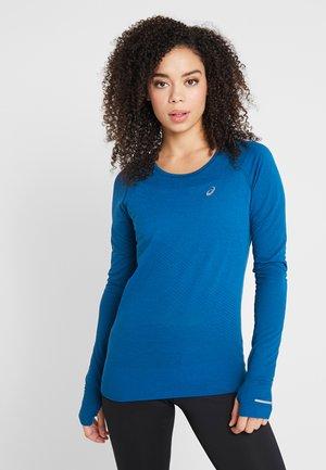 SEAMLESS TEXTURE - Koszulka sportowa - mako blue