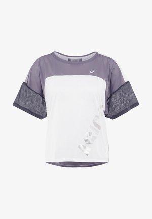 EMPOW HER STYLE  - Print T-shirt - brilliant white