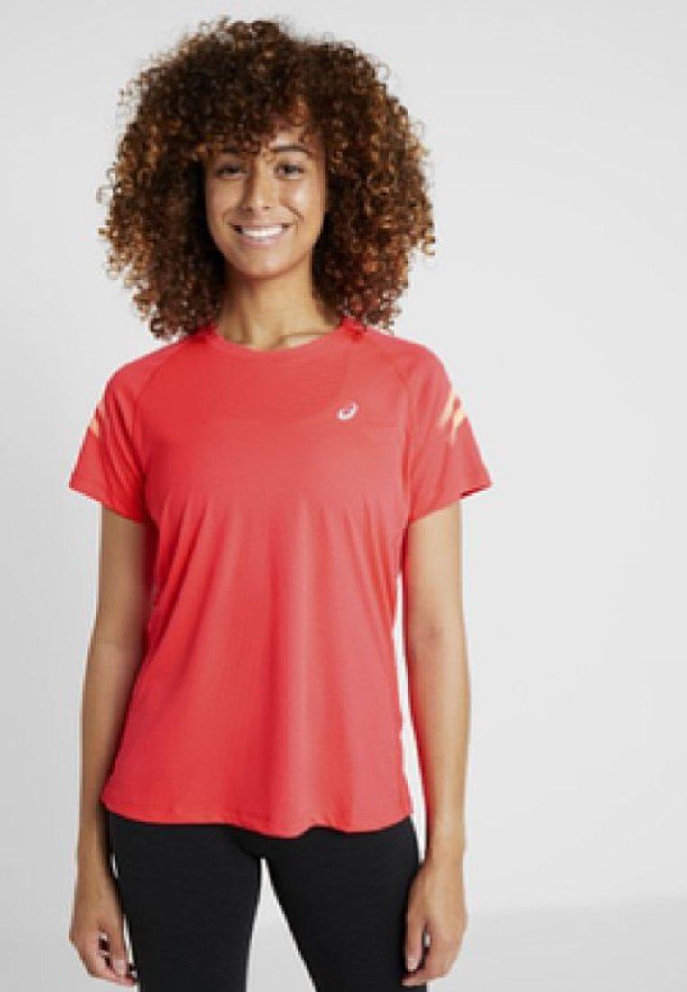 ASICS - T-Shirt print - pink