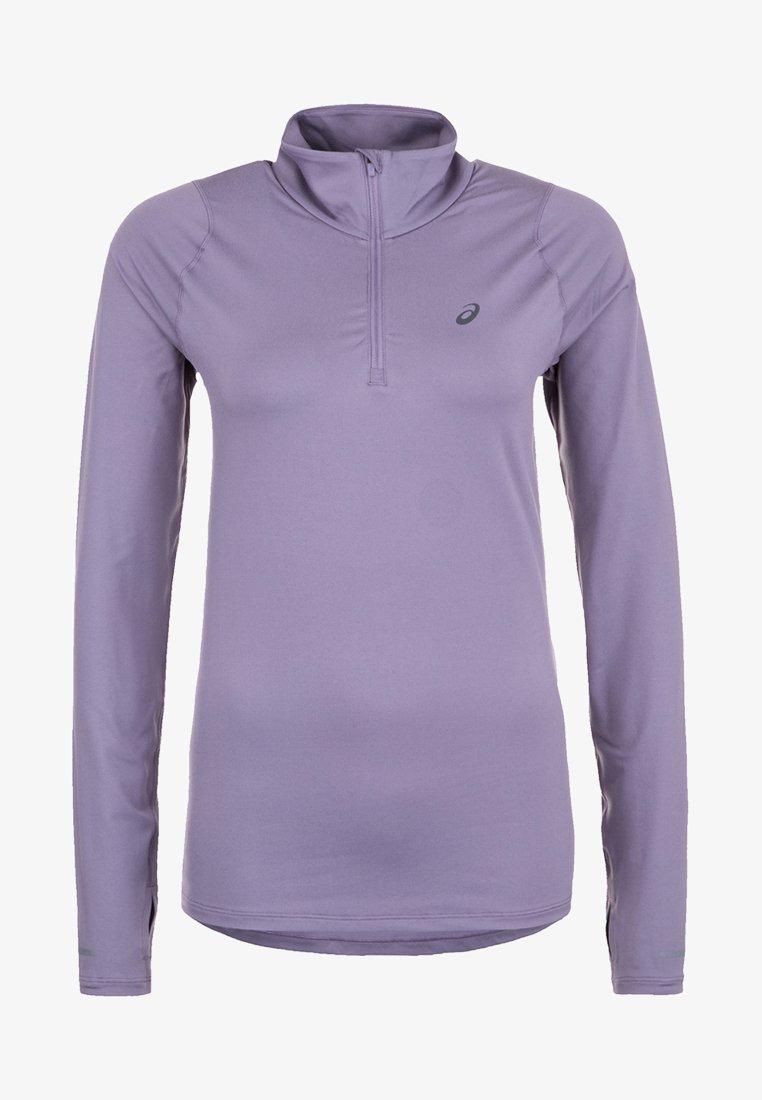 ASICS - Long sleeved top - lavender grey