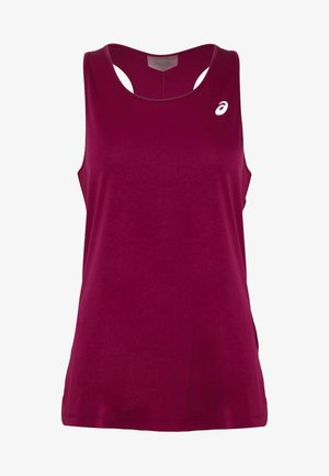 TANK - Top - dried berry