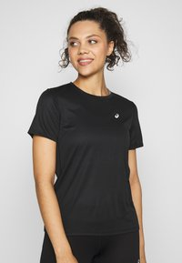 ASICS - KATAKANA - Camiseta estampada - performance black - 0