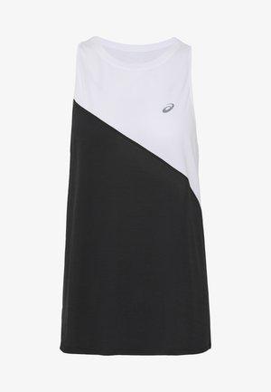 TOKYO TANK - Camiseta de deporte - brilliant white/performance black