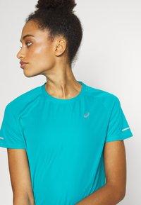 ASICS - VENTILATE - T-shirt z nadrukiem - lagoon - 3