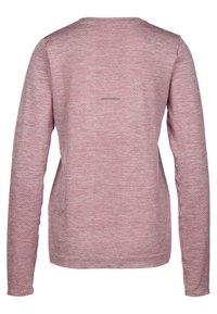 ASICS - RACE - Camiseta de manga larga - purple oxide - 1