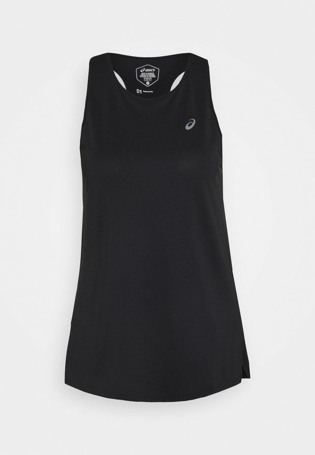 RACE SLEEVELESS - Funktionströja - performance black