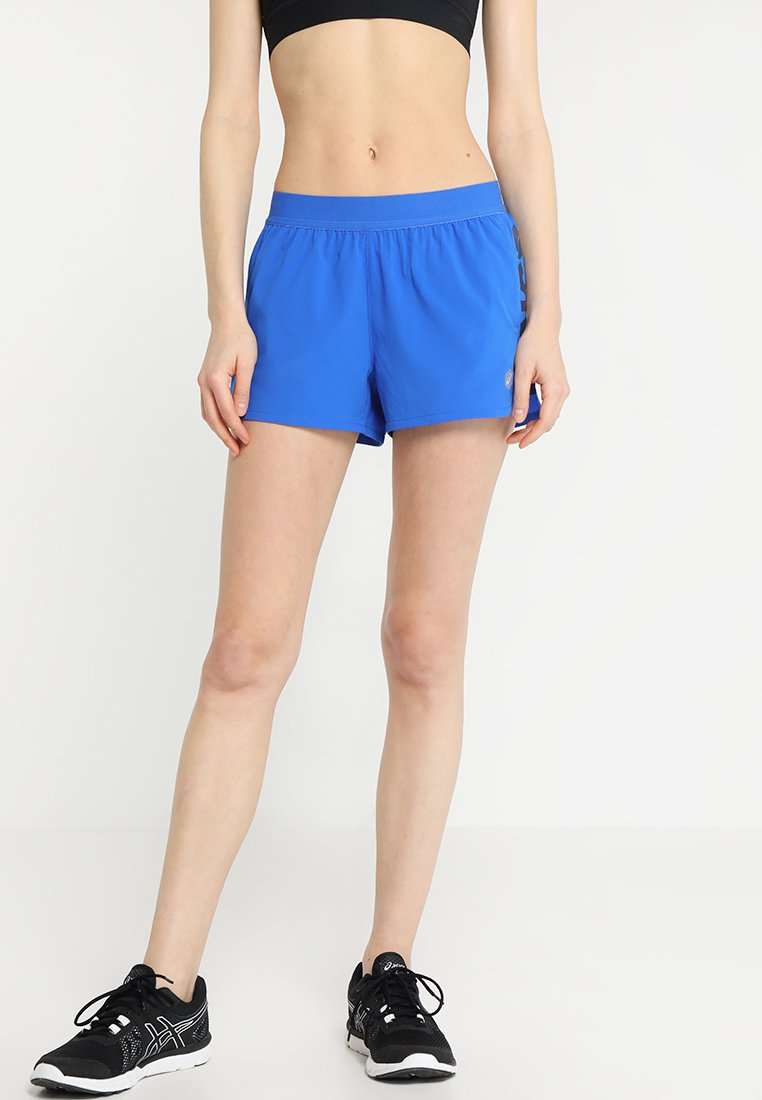 ASICS - SHORT - kurze Sporthose - illusion blue/peacoat