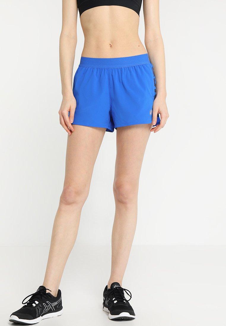 ASICS - SHORT - Pantalón corto de deporte - illusion blue/peacoat
