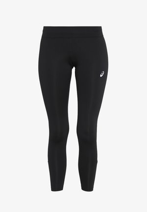 SILVER TIGHT - Leggings - performance black