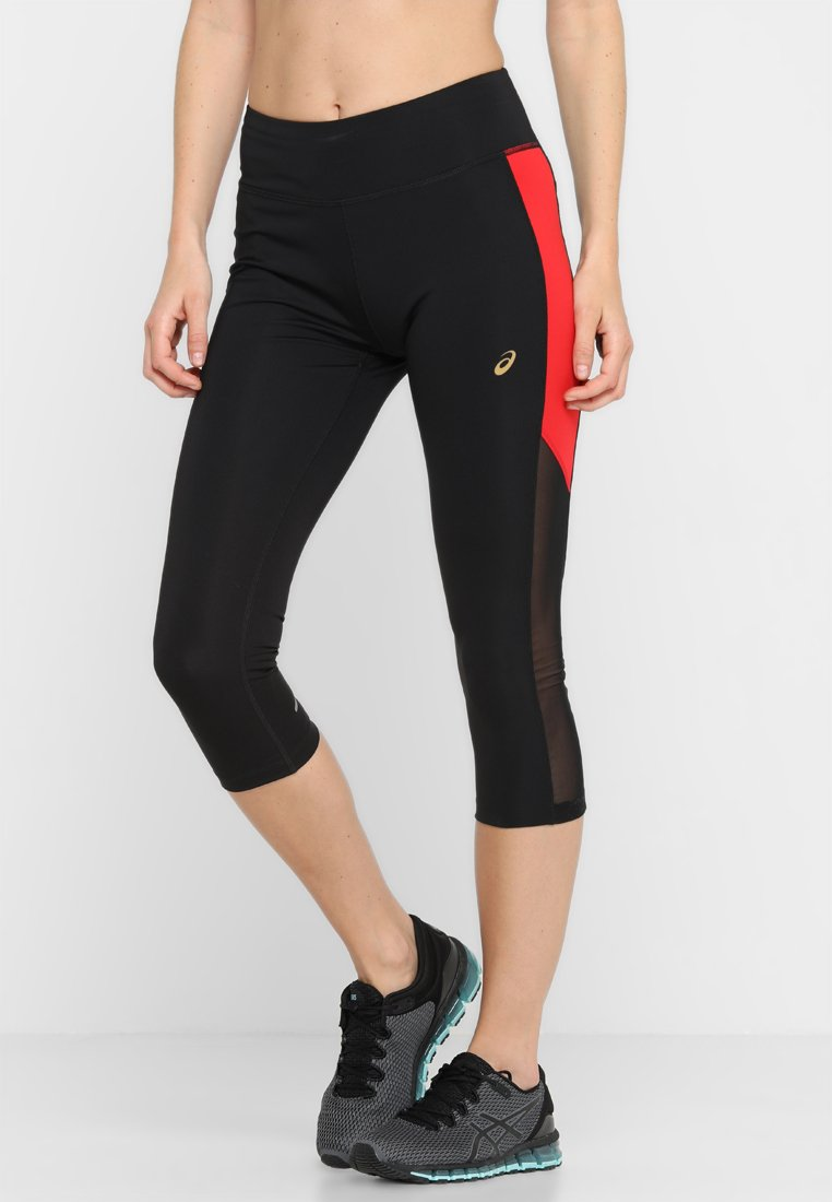 ASICS - CAPRI - 3/4 sports trousers - performance black