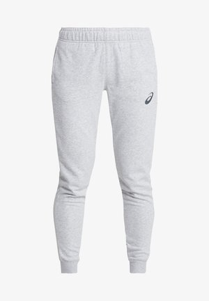 BIG LOGO PANT - Pantalones deportivos - mid grey heather/dark grey