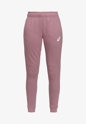 BIG LOGO PANT - Tracksuit bottoms - purple oxide/brilliant white