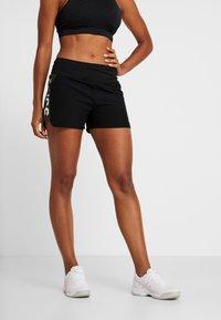 ASICS - EMPOW HER SHORT - Sports shorts - performance black/graphite grey - 0