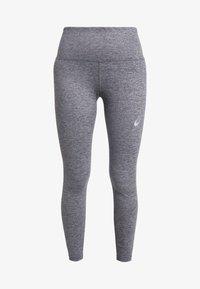 mid grey heather/dark grey heather