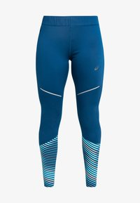 ASICS - LITE SHOW WINTER - Legging - mako blue - 5