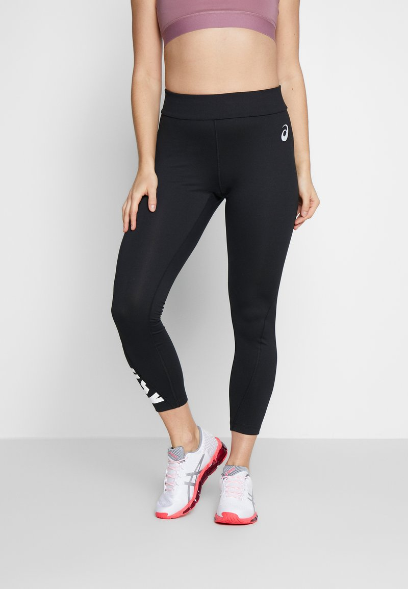 ASICS - Legging - performance black/brilliant white
