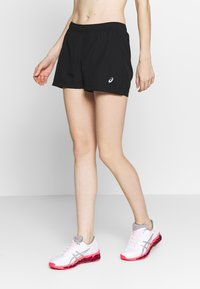 ASICS - SHORT - Sports shorts - performance black - 0