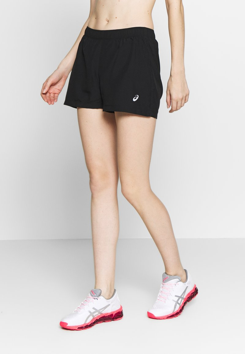 ASICS - SHORT - Sports shorts - performance black