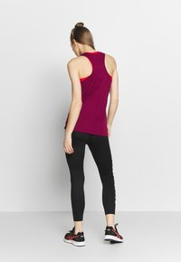 ASICS - KATAKANA CROP TIGHT - Legging - performance black - 2