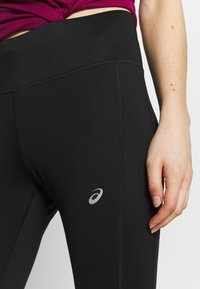 ASICS - KATAKANA CROP TIGHT - Legging - performance black - 3