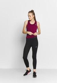 ASICS - KATAKANA CROP TIGHT - Legging - performance black - 1