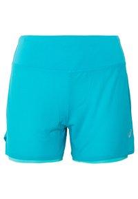 ASICS - VENTILATE SHORT - Pantalón corto de deporte - lagoon/sea glass - 0