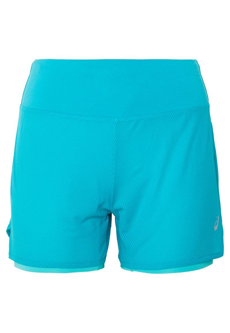ASICS - VENTILATE SHORT - Pantalón corto de deporte - lagoon/sea glass