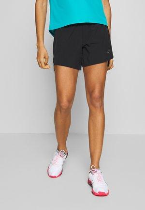 ROAD SHORT - Pantalón corto de deporte - performance black