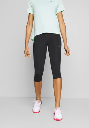 CAPRI - Pantaloncini 3/4 - performance black