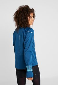 ASICS - LITE SHOW WINTER JACKET - Sports jacket - mako blue - 2
