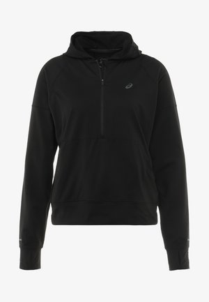 THERMOPOLIS ZIP HOODIE - T-shirt de sport - performance black