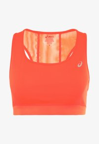 ASICS - SPROUT - Sports bra - flash coral - 4
