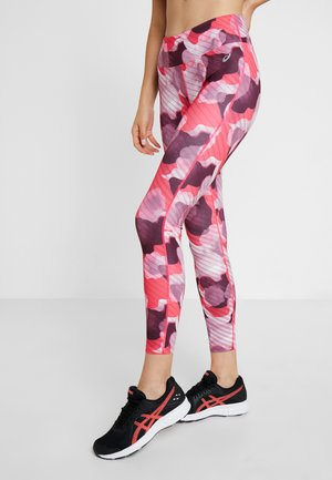 Punčochy - laser pink