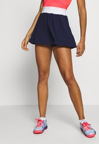ASICS - TENNIS DRESS - Jersey dress - diva pink/peacoat - 0