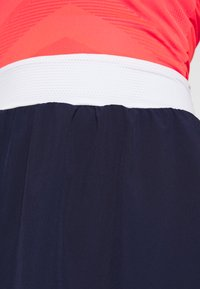 ASICS - TENNIS DRESS - Jersey dress - diva pink/peacoat - 6